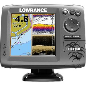 LOWRANCE HOOK 5 CHIRP