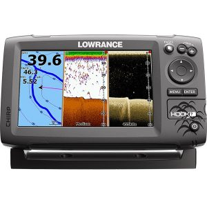 LOWRANCE HOOK 7 CHIRP