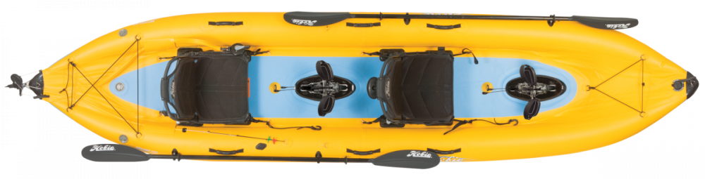 Le Mirage gonflable I14T